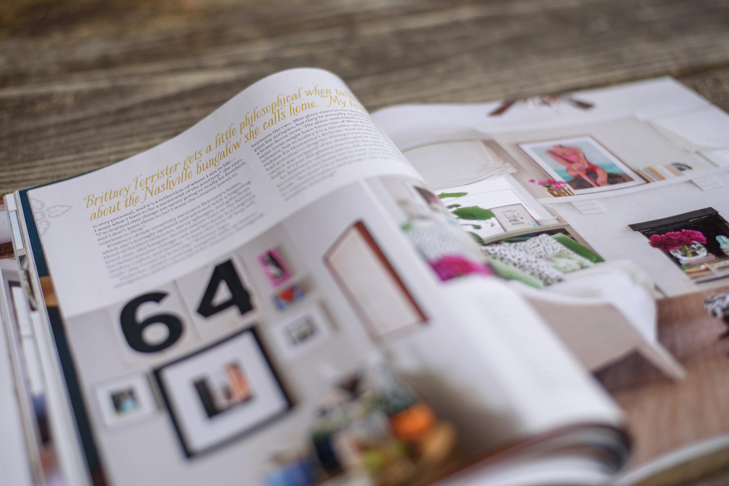 best of flea market style editorial magazine design layout cedar rapids iowa graphic designer